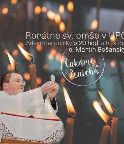 RORÁTNA SV. OMŠA 6.12.2016
