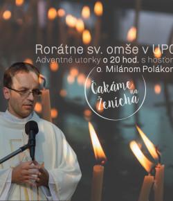 Rorátna sv. omša 29.11.206