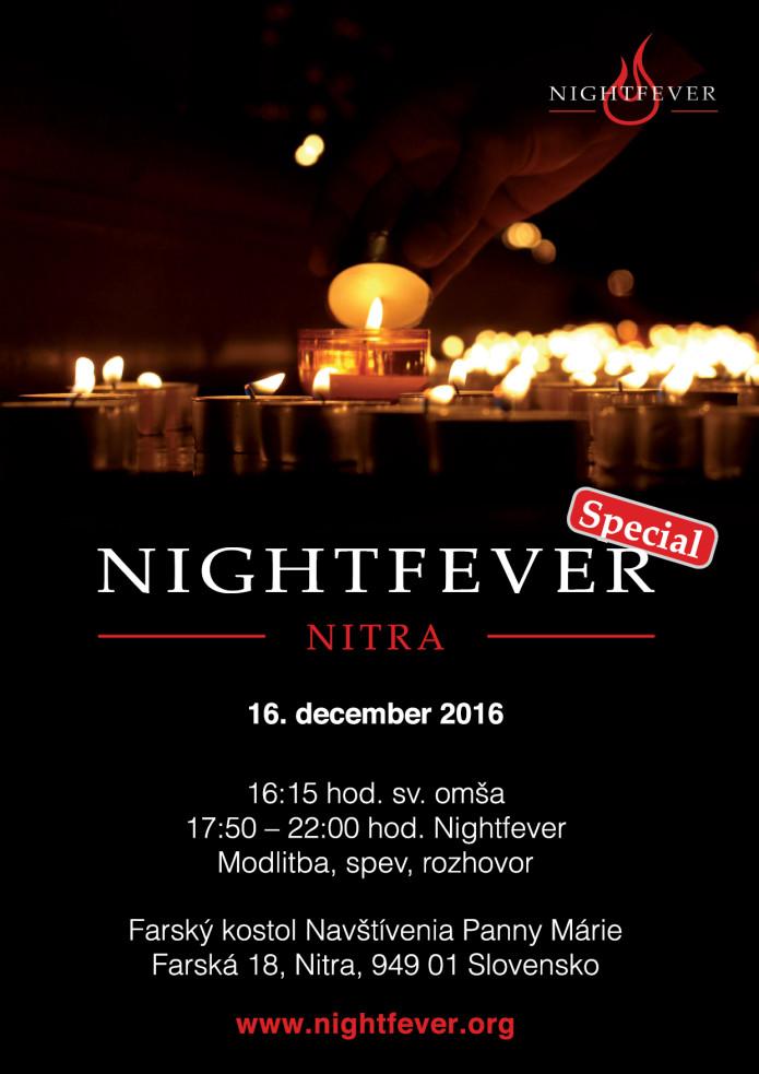 Nitra Nightfever 161216