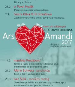 Ars Amandi 2017