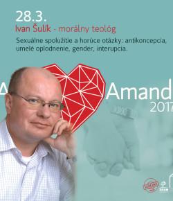 ARS AMANDI 28.3.2017 S Ivanom Šulíkom