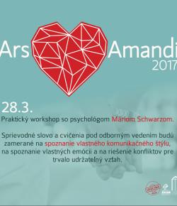 ARS AMANDI 28.3.2017