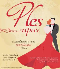 Ples Žilinského UPC