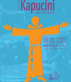 koncert Kapucínov v UPC