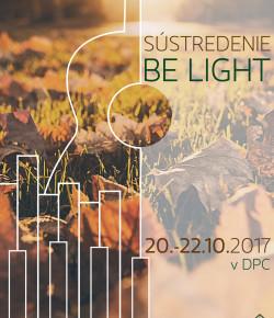 Sústredenie Be Light! Jeseň 2017