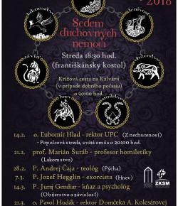 Sedem duchovných nemocí