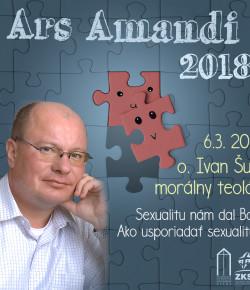 ARS AMANDI 06.03. 2018 S o. Ivanom Šulíkom