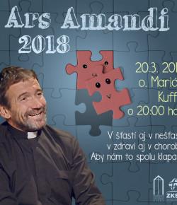 ARS AMANDI 20.03. 2018 S o. Mariánom Kuffom