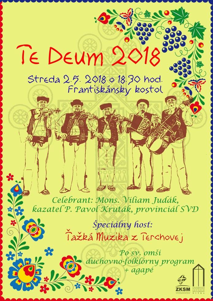 Te Deum 2018