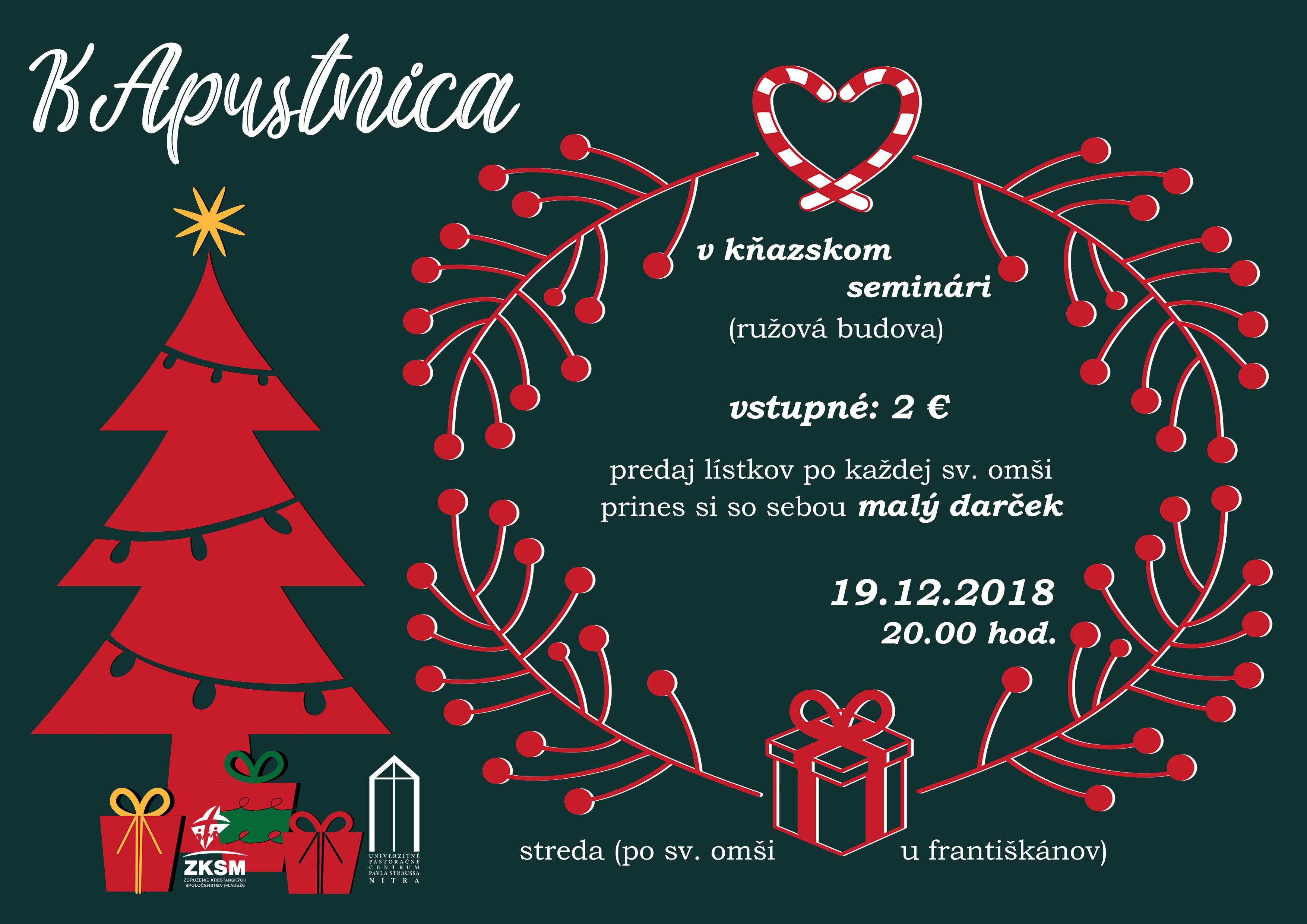 Kapustnica 2018