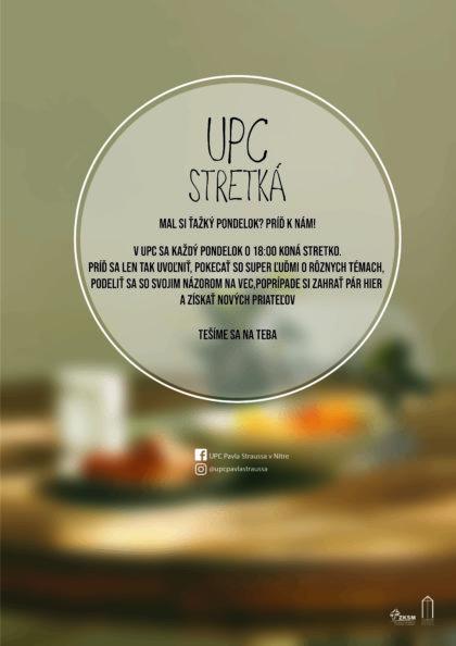UPC stretko