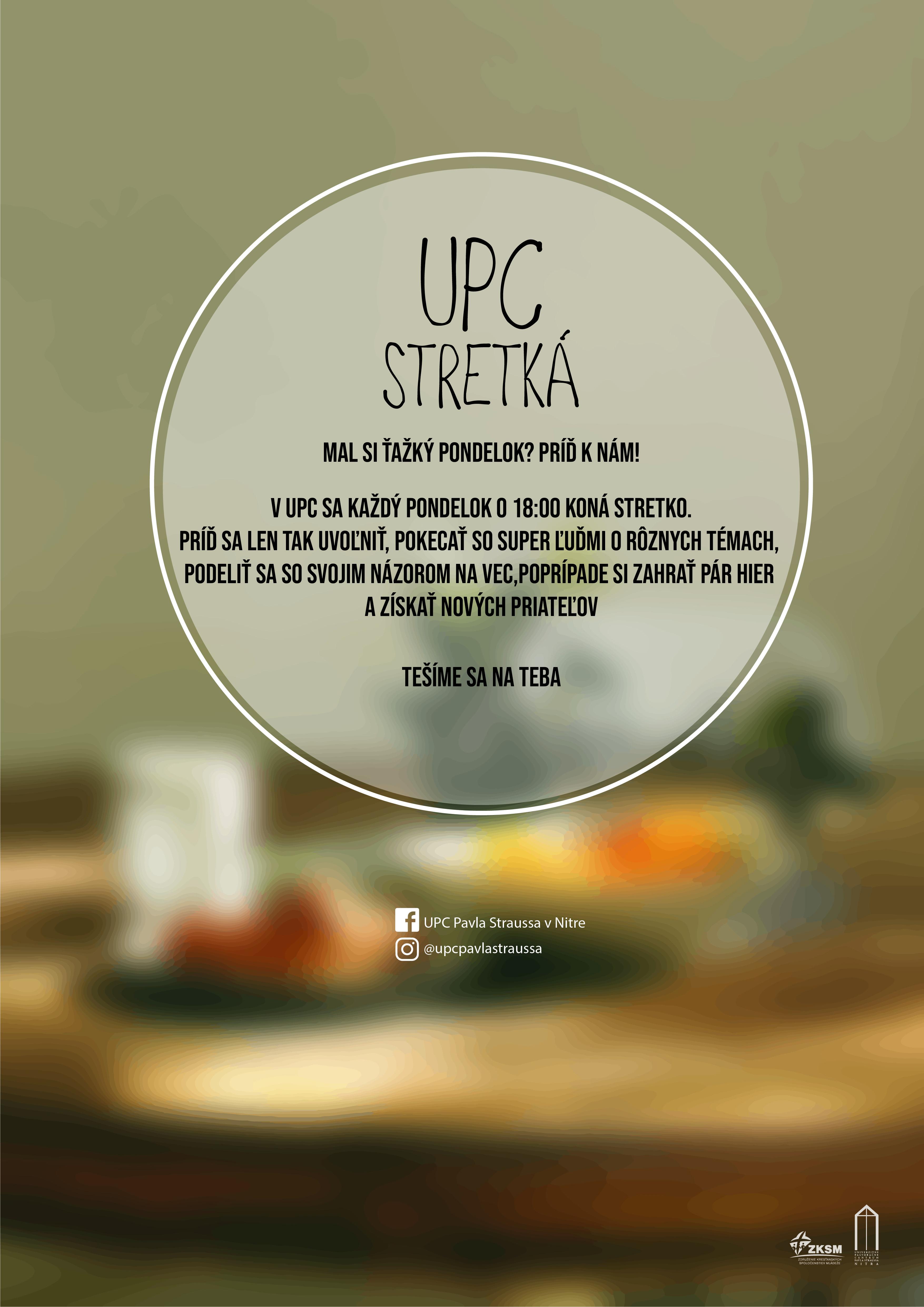 UPC Stretká