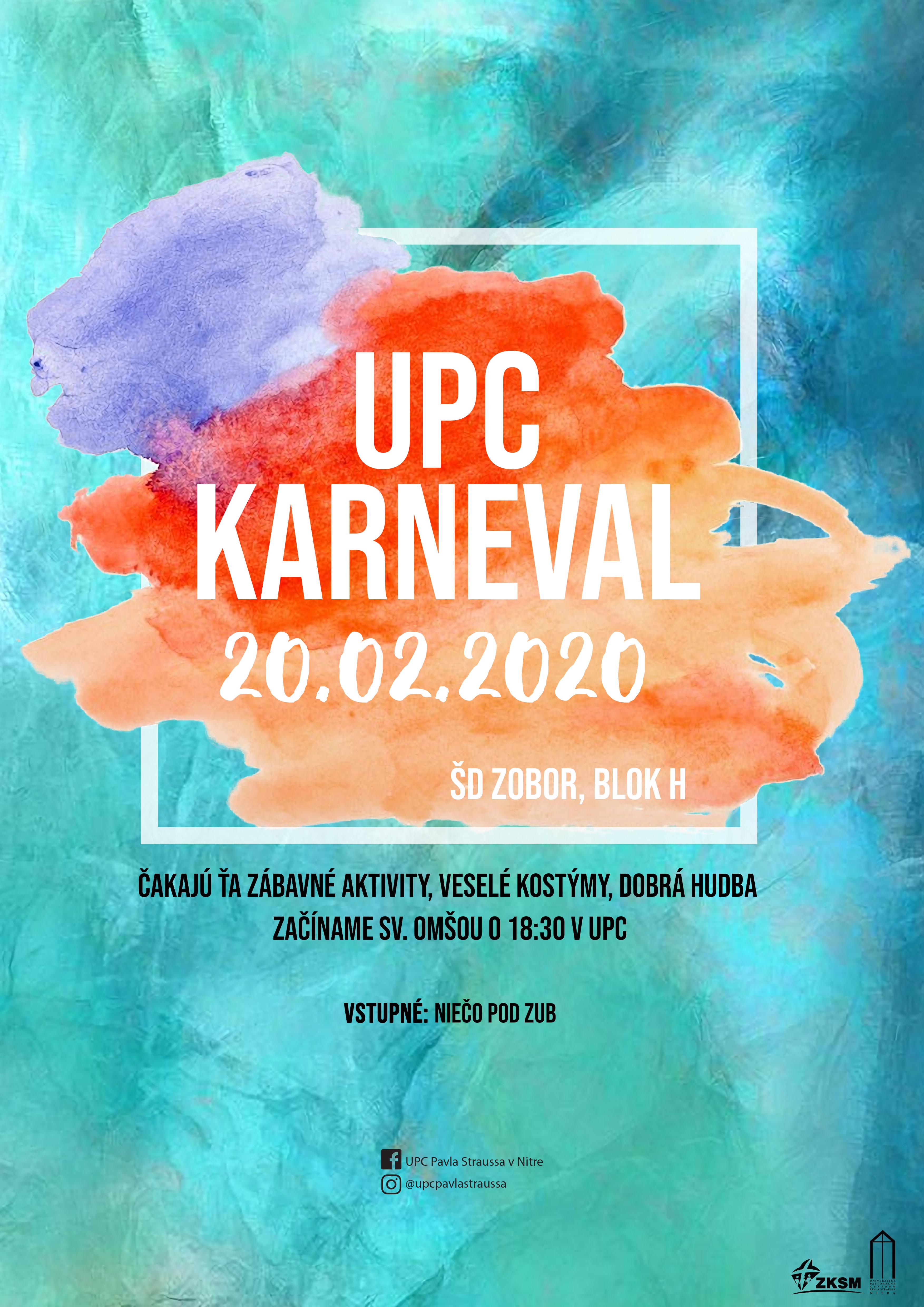 UPC Karneval 2020